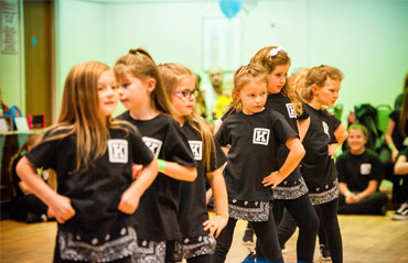 Kickstarts Dance Academy
